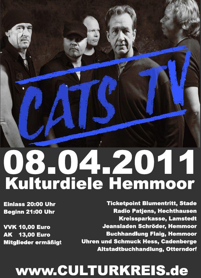 öfter Cats TV @ Culturkreis Hemmoor e.V.