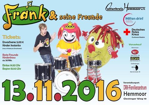 Frank und seine Freunde - DRK Familienzentrum