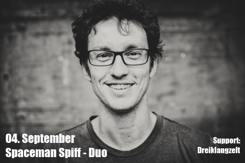 Spaceman Spiff - Duo