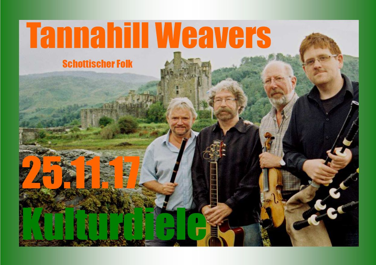 Tannahill Weavers - Schottischer Folk