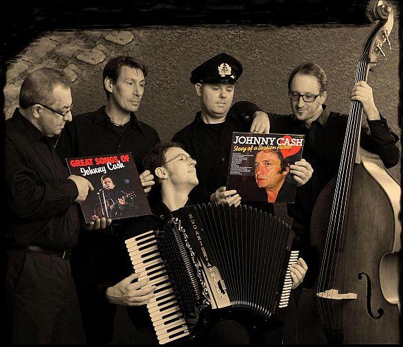öfter The Cashmen - Harboursound - Johnny Cash - Kulturdiele Hemmoor @ Culturkreis Hemmoor e.V