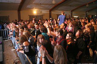 ein perfektes Publikum @ Crazy-Noise Indoorfestival in Hemmoor