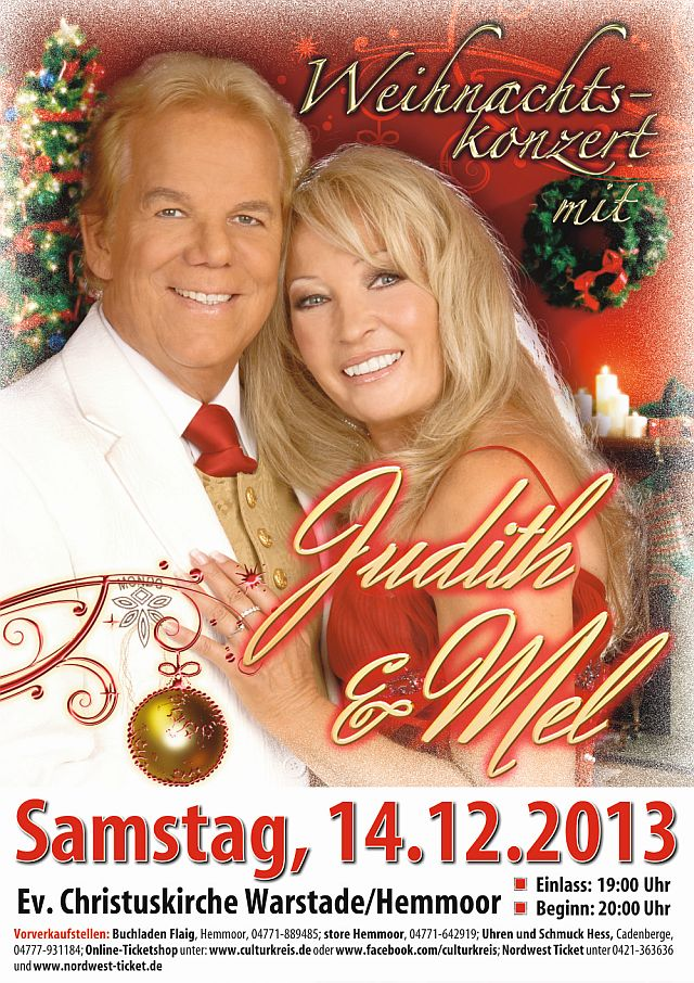 Judith&Mel - Weihnachten - Hemmoor