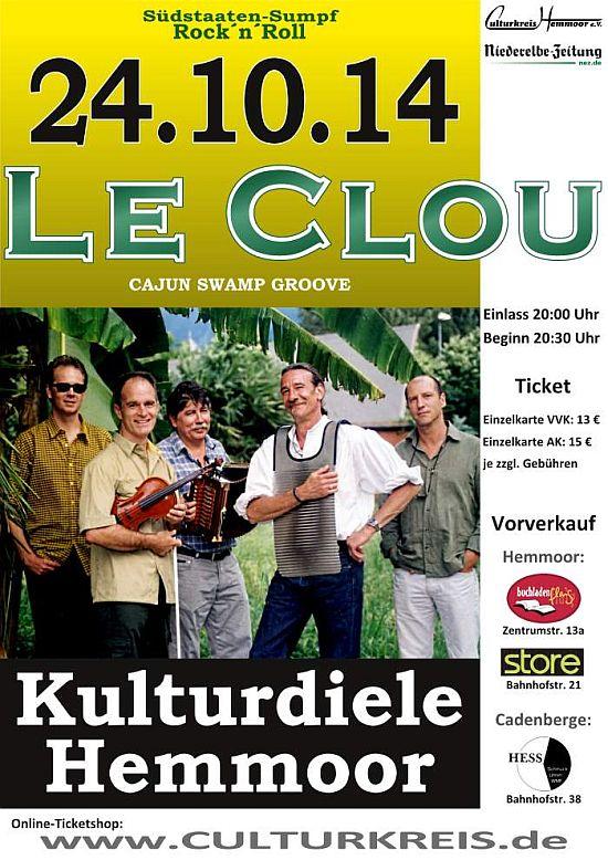 Le Clou - Kulturdiele - Culturkreis Hemmoor e.V.