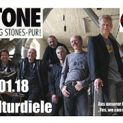 Yes, we can cover - STONE - Rolling Stones Coverband
