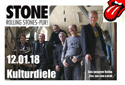 12.01.2018 – Yes, we can cover – STONE