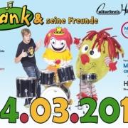 Frank und seine Freunde 2018 - Musikschule