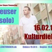 Neuser (Solo) - Kulturdiele