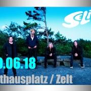 Selig - Rathausplatz/Zelt -  Hemmoor