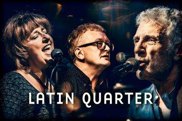 31.10.2021 – Latin Quarter – britische Popband der 80iger