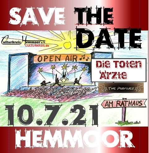 10.07.2021 – Open Air am Rathaus 2021