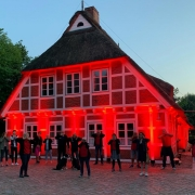 2020 - Culturkreis Hemmoor - Night of Light - Kulturdiele