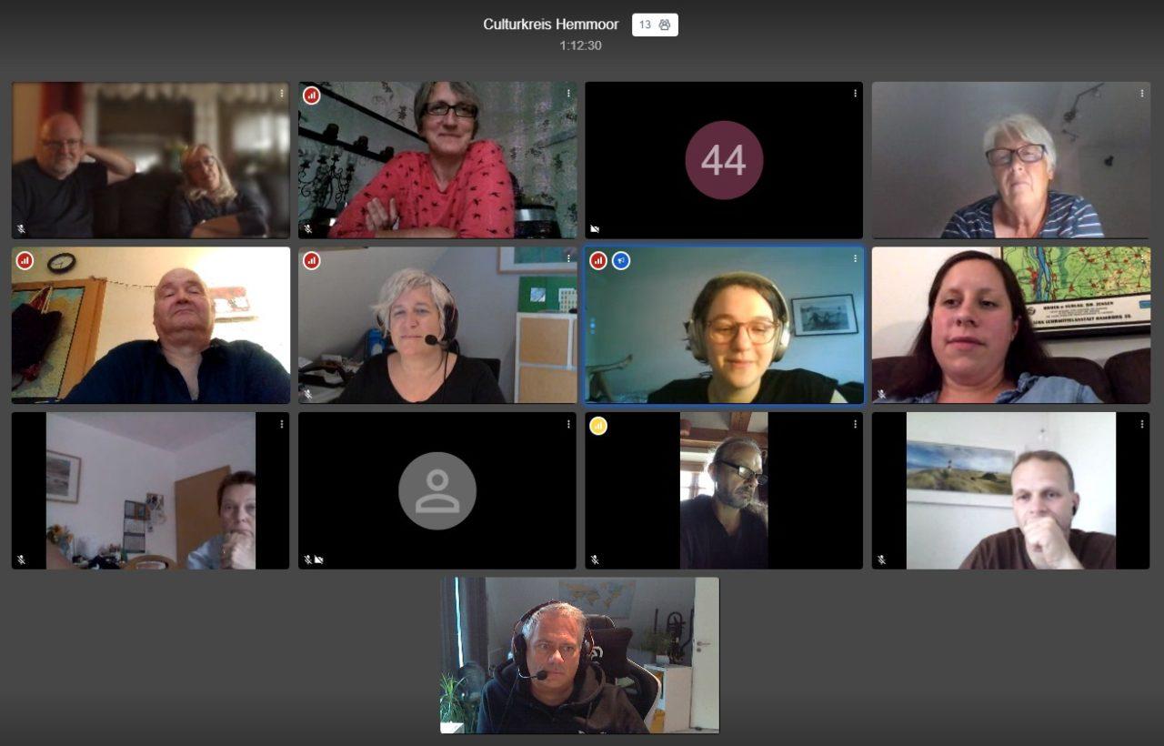 2020 - JHV - Culturkreis - Online-Meeting