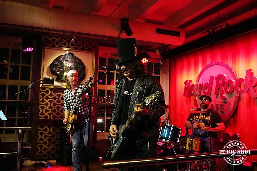 PubFlies - Hard Rock Cafe