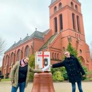 Culturkreis - Christuskirche - Hemmoor - Tina - Jan - Smoker - Gewinn